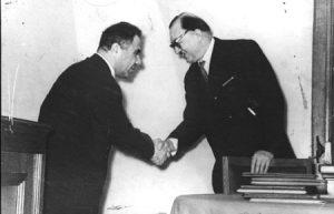 Амбарцумян и Воронцов-Вельяминов 1974 год