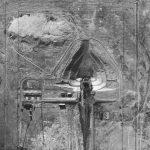 Снимок У-2 стартовой площадки Байконура
