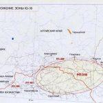В России преимущественно падают вторые ступени ракет и створки головного обтекателя в районе Алтайского Края и республики Алтай, Томской и Новосибирской области