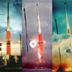 Предстартовая подготовка и запуск ракеты Х-17