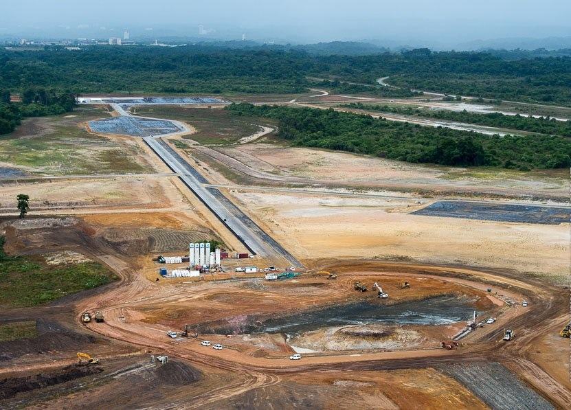 В настоящее время строительство пусковой установки ELA-4 стоимостью около 600 миллионов евро уже активно ведется