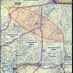 """В частности в первом запуске тяжелой модификации РН """"Ангара"""" впервые с Плесецка осуществлялся запуск на геостационарную орбиту. При этом использовался район падения в Томской области."""