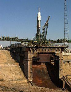 Газоотводы ракеты Р7