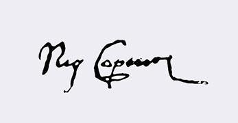 Автограф Николая Коперника