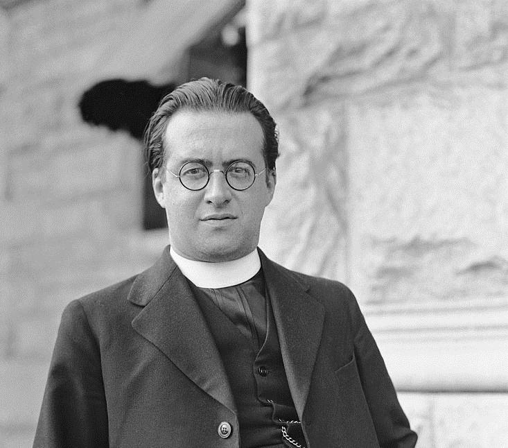 Физик Жорж Леметр