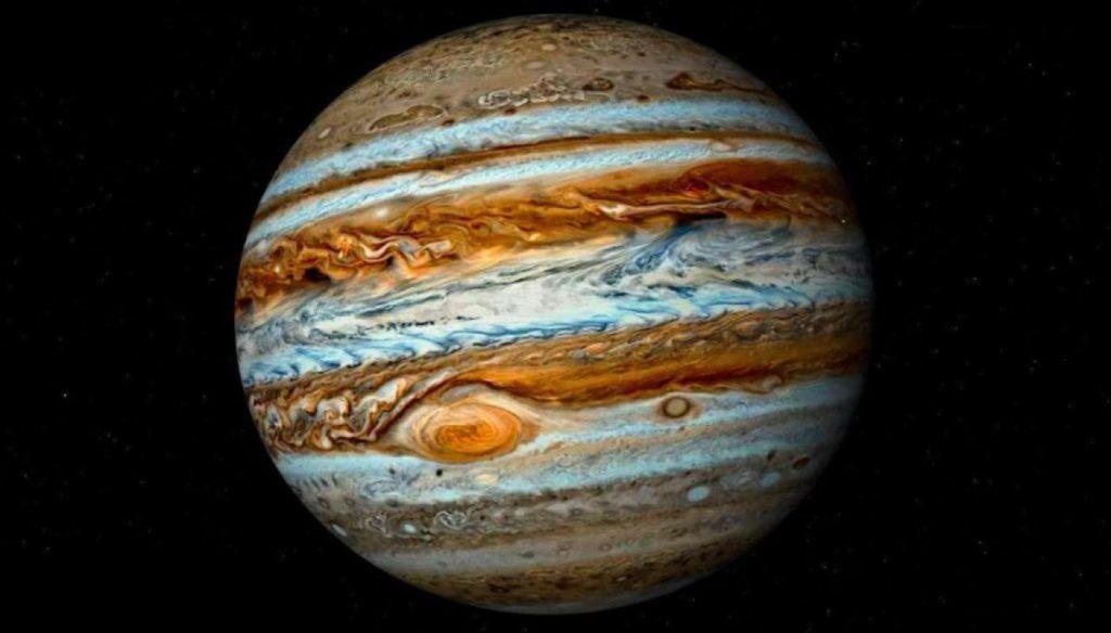 Наблюдение Юпитера