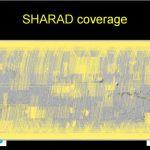 Для сравнения покрытие его американского собрата – радара SHARAD, к 2009 году