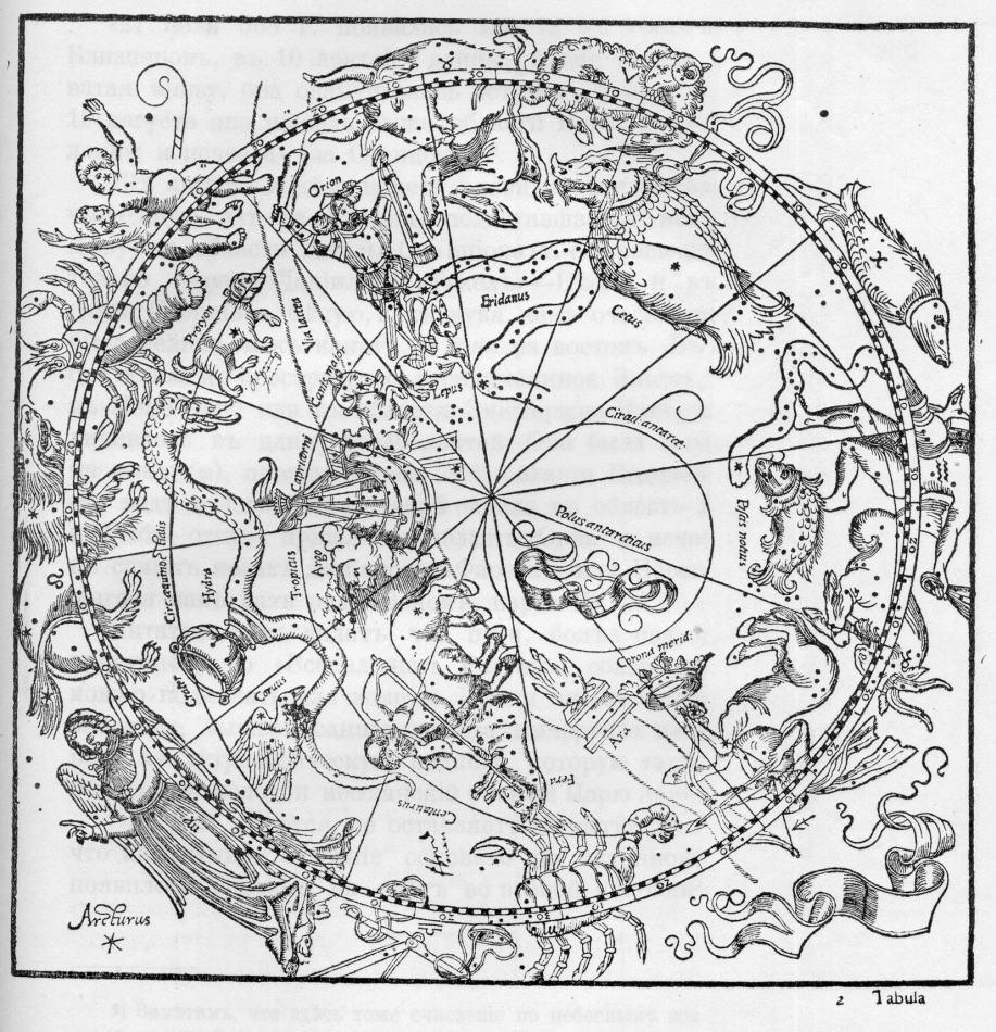 Иллюстрация из Альмагеста