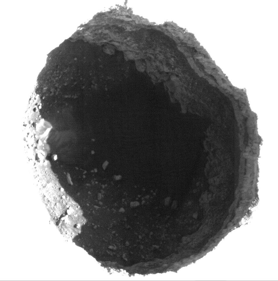 Лавовая трубка на Марсе. Хорошее место для того, чтобы укрыться от радиации