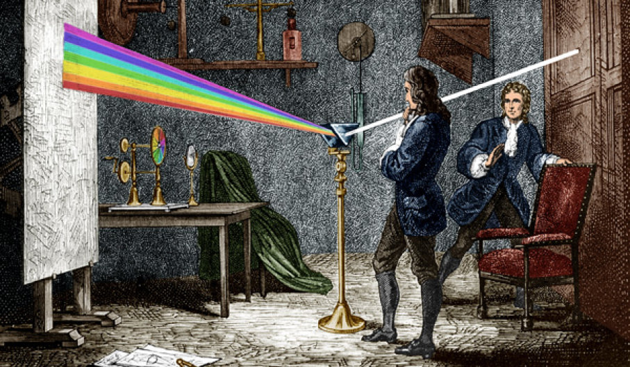 Опыты Ньютона